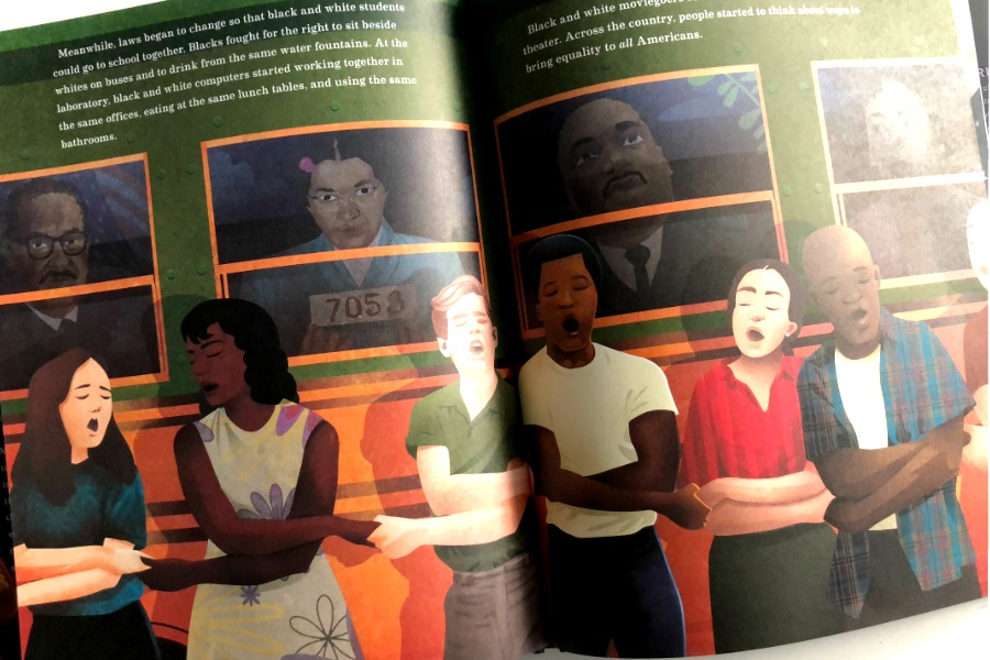 Hidden Figures: The True Story of Four Black Women and the Space Race: Fantastic new children's book