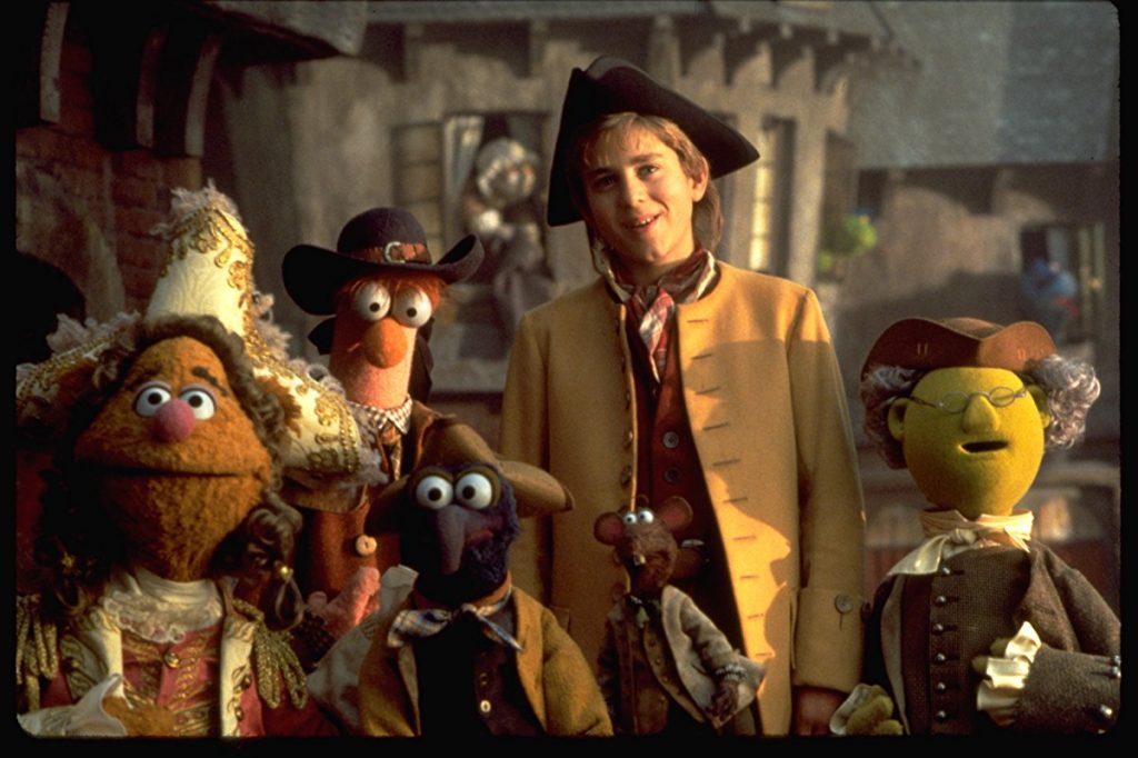 6 favorite Disney movies now playing free: Muppets Treasure Island