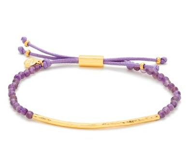 Ultra Violet accessories to rock Pantone's color of the year: Gorjana power gemstone bracelet | Nordstrom