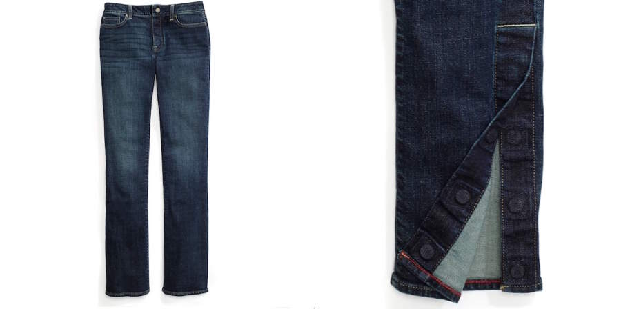 Tommy Adaptive: Tommy Hilfiger Straight Fit Jean for Women