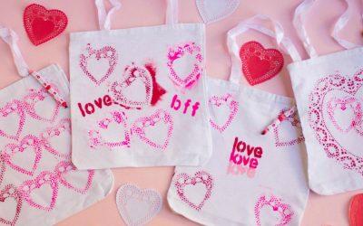 8 sweet Valentine's Day crafts your kids can make their BFFs.