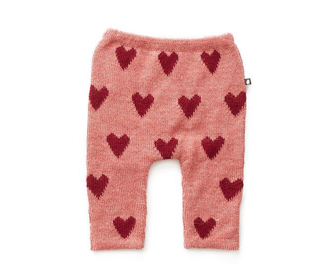 Valentine's Day gifts for babies: Hammer Pants by Oeuf NYC