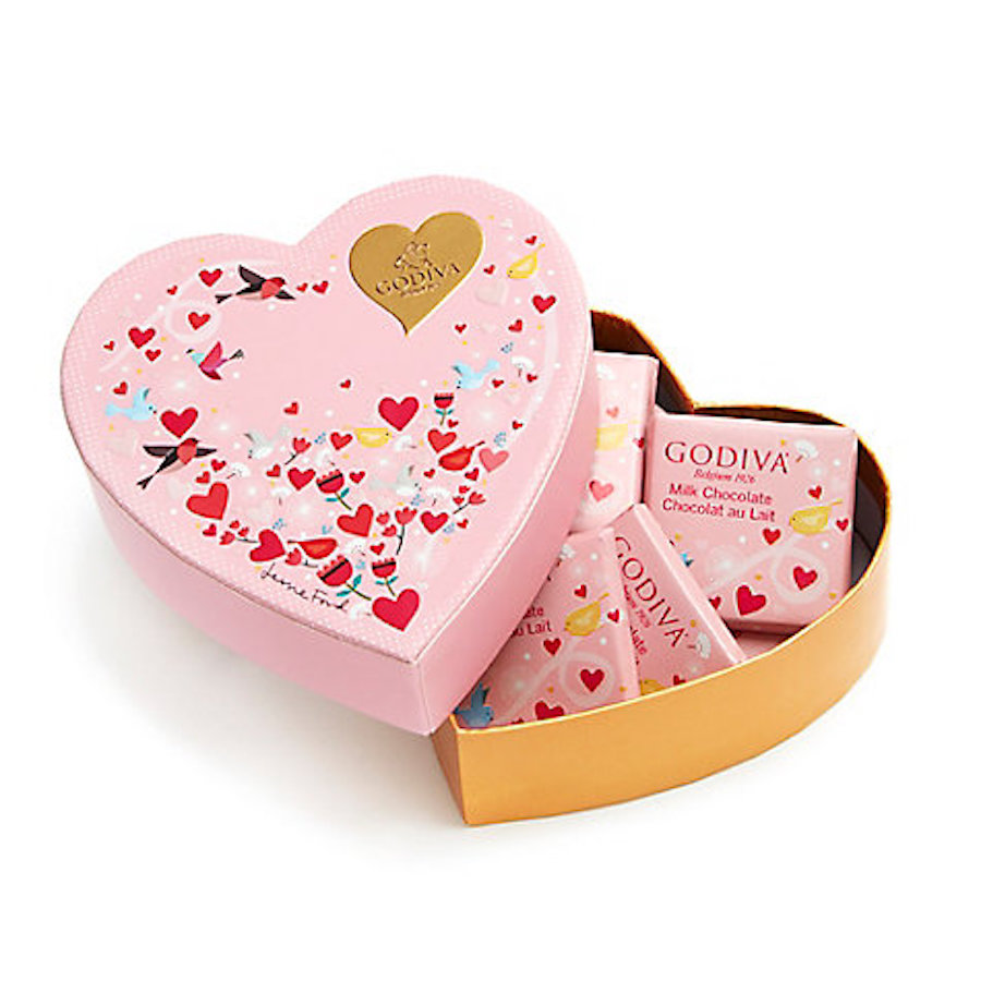 Valentine's Day gifts for kids under $15: Godiva Chocolates