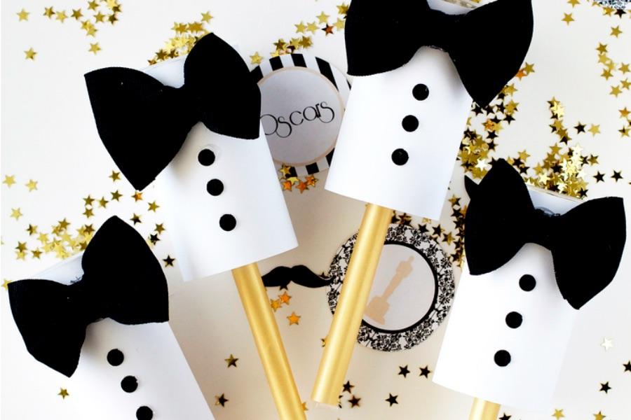 Oscars party ideas: Tuxedo Poppers by Kristi Murphy