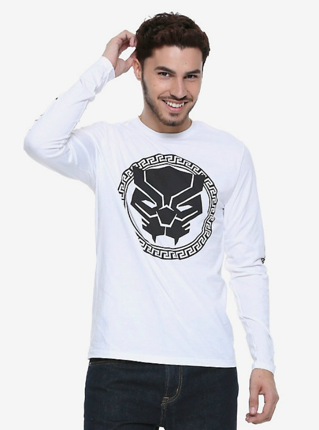 Black Panther BoxLunch collection | long sleeve t-shirt