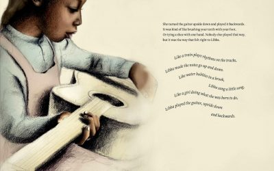 6 exquisite children's books about women African American singers and songwriters. May they inspire children to lift every voice and sing!