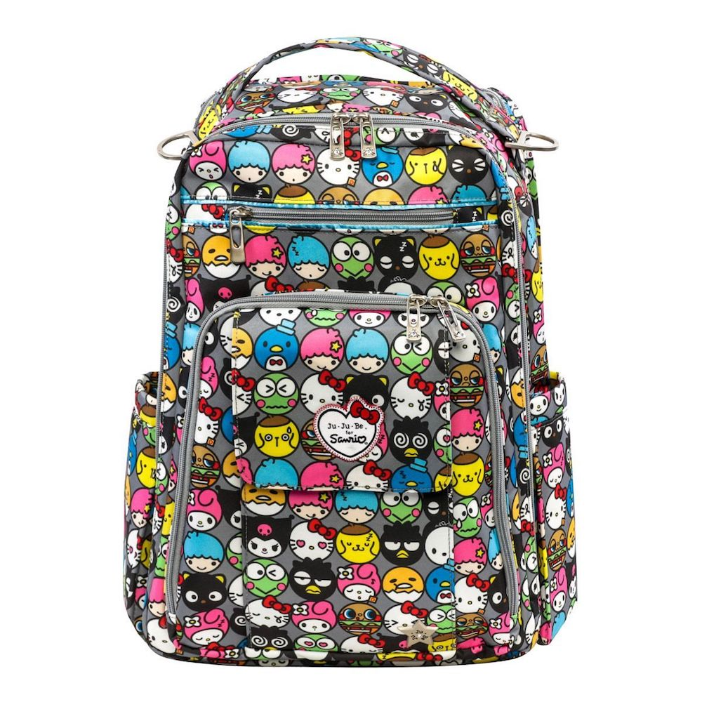 5bdbff76688a New Tokidoki + Sanrio bags   an explosion of pop culture awesomeness.