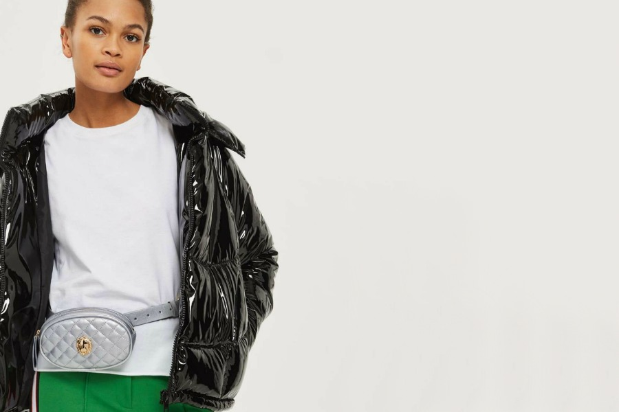 The hot accessory trend of 2018…designer fanny packs! But you have to call them belt bags.