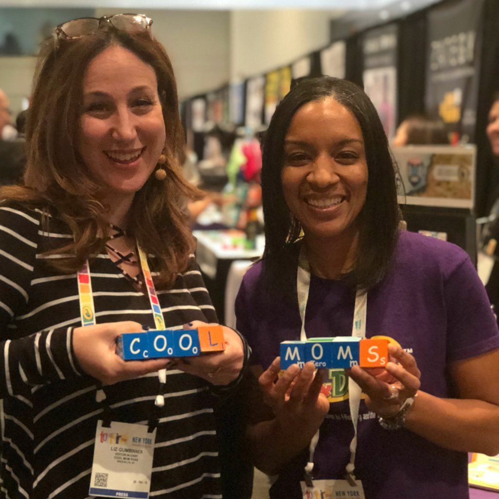 Cool Mom Picks + Bevy & Dave: Their Black History Blocks were a standout at 2018 Toy Fair