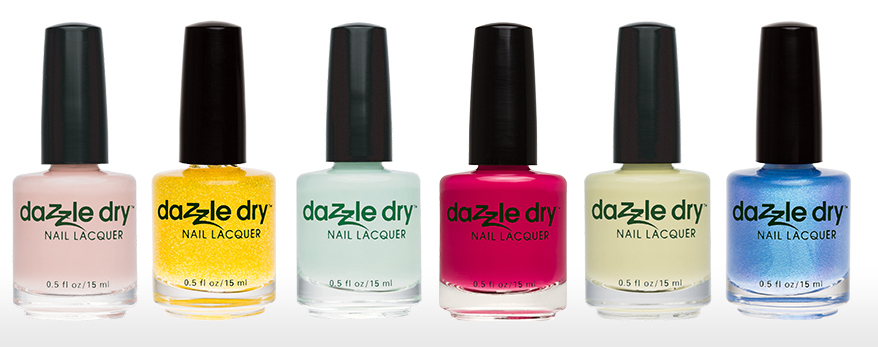 Dazzle Dry nail polish: Like gel polish but without UVA/UVB light, non-toxic, and it lasts!