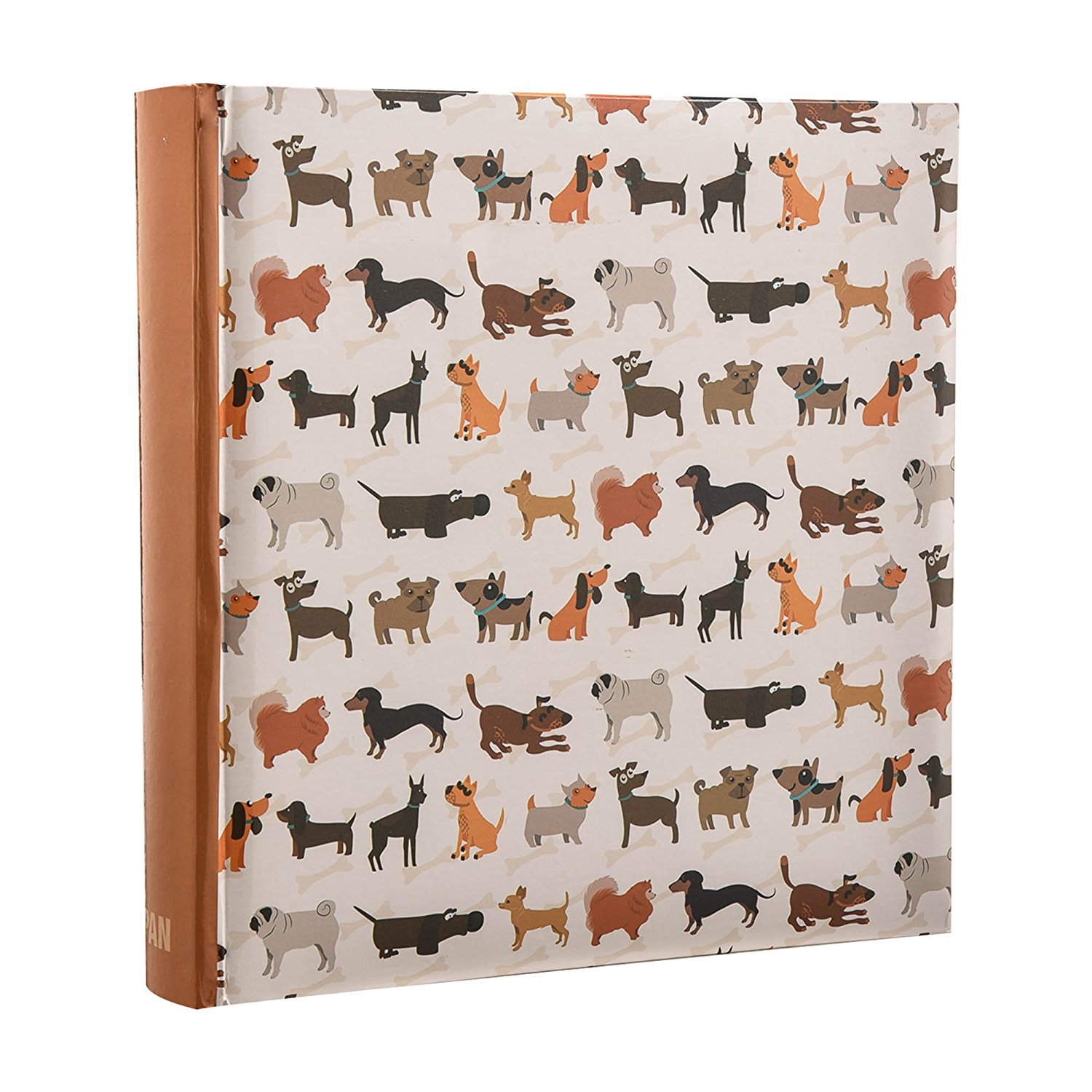 Chinese Year of the Dog baby gifts: Arpan dog photo album holds 200 photos