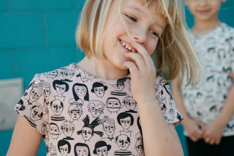 This new kids' clothing is as awesome as the artists on it.