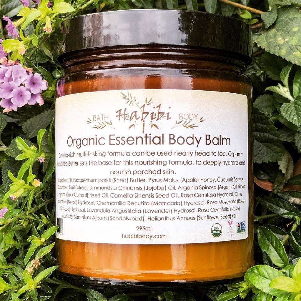Habibi Organic Essentials Body Balm: Favorite POC-owned beauty brands | Cool Mom Picks