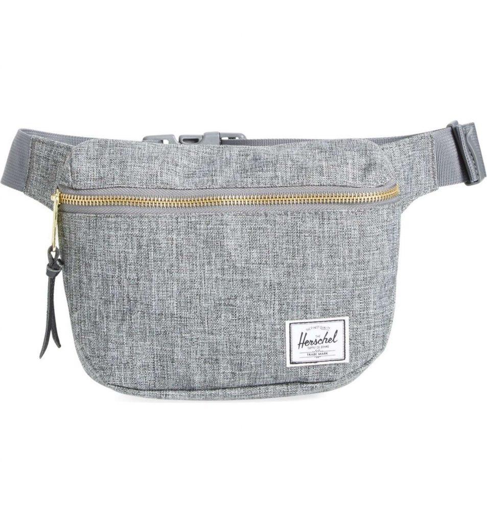 Hot Belt Bags for 108: Herschel Supply Fifteen Bag Belt is a step up from a fanny pack