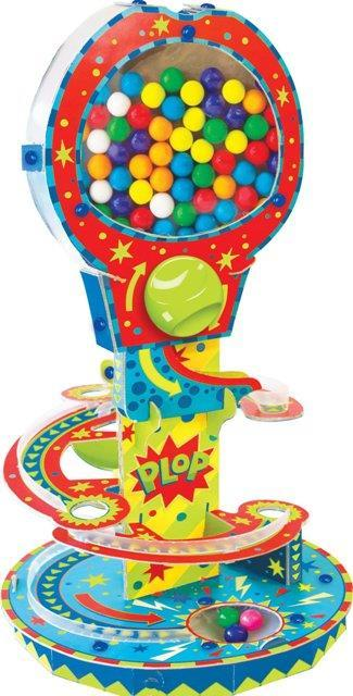 Hot toy trends of New York Toy Fair 2018: Klutz Maker Lab Gumball Machine (sponsor)