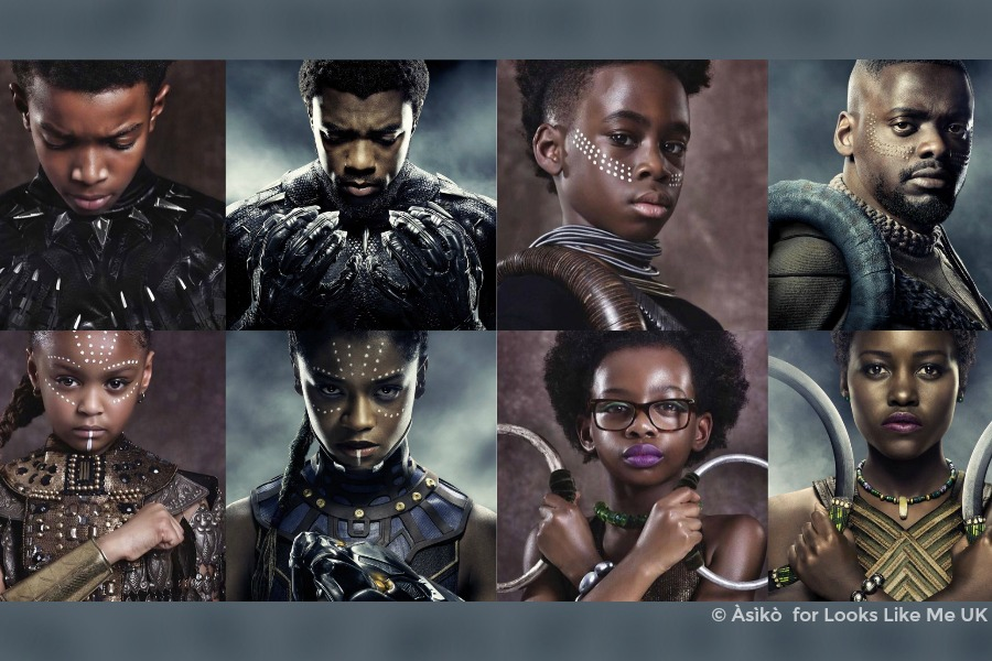 Web coolness: The Black Panther kids, new Olympic heroes, and last minute Valentines Day help – but hurry!