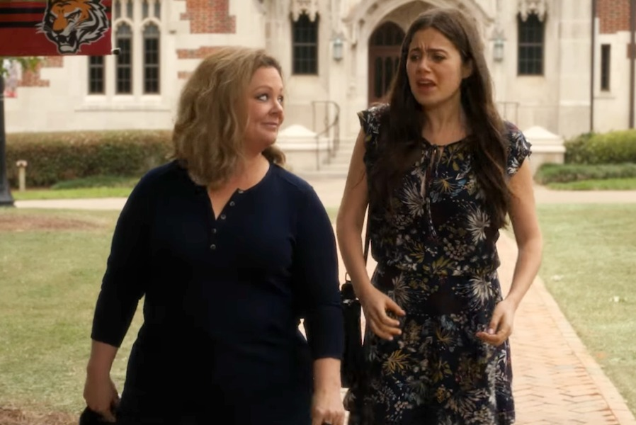 9 life lessons from Melissa McCarthy that all moms can relate to.