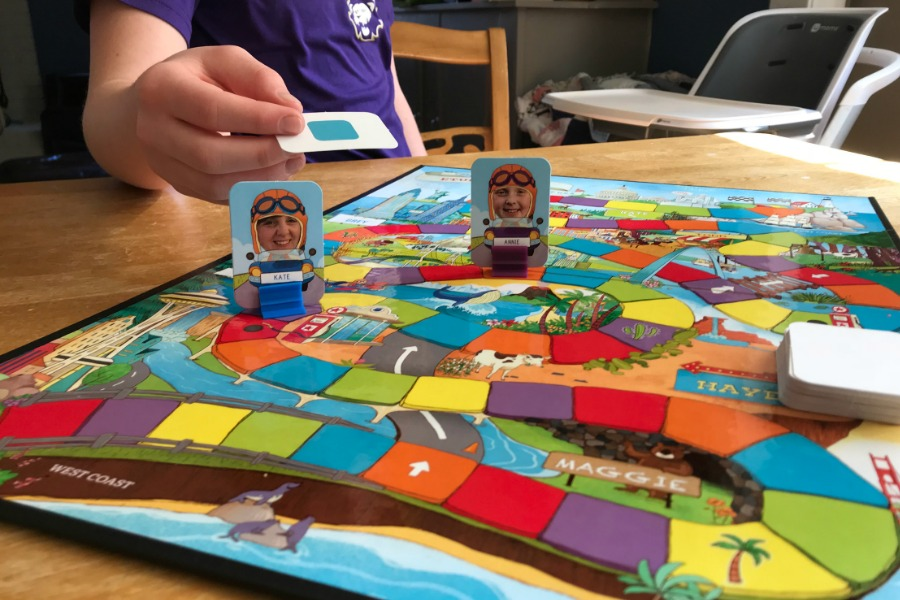 A custom board game for preschoolers can help you win best birthday gift ever.