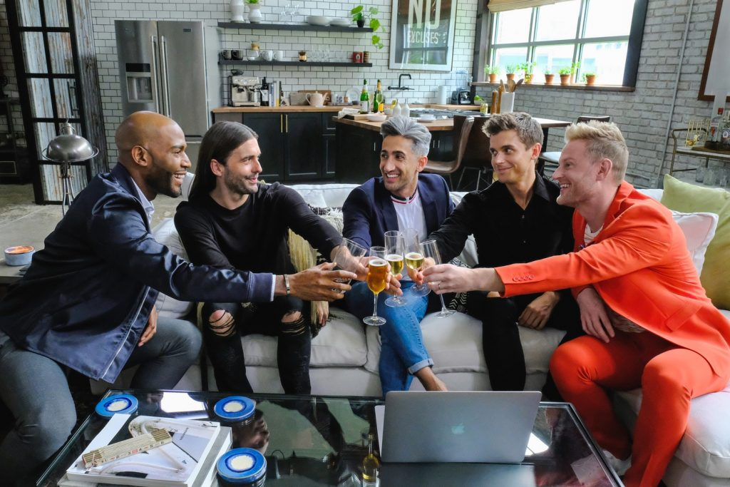The new Queer Eye is the series we need right now! © Netflix