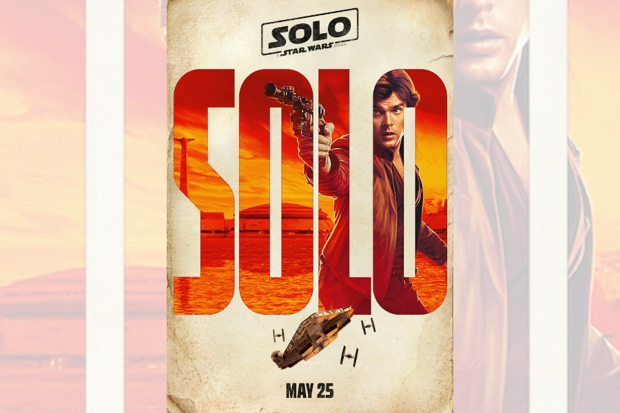 Stop everything and watch the teaser trailer for Solo: A Star Wars Story. A worthwhile use of 82 seconds of your time.