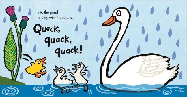 Splish, Splash, Ducky by Lucy Cousins, author of the Maisy books   Sponsor