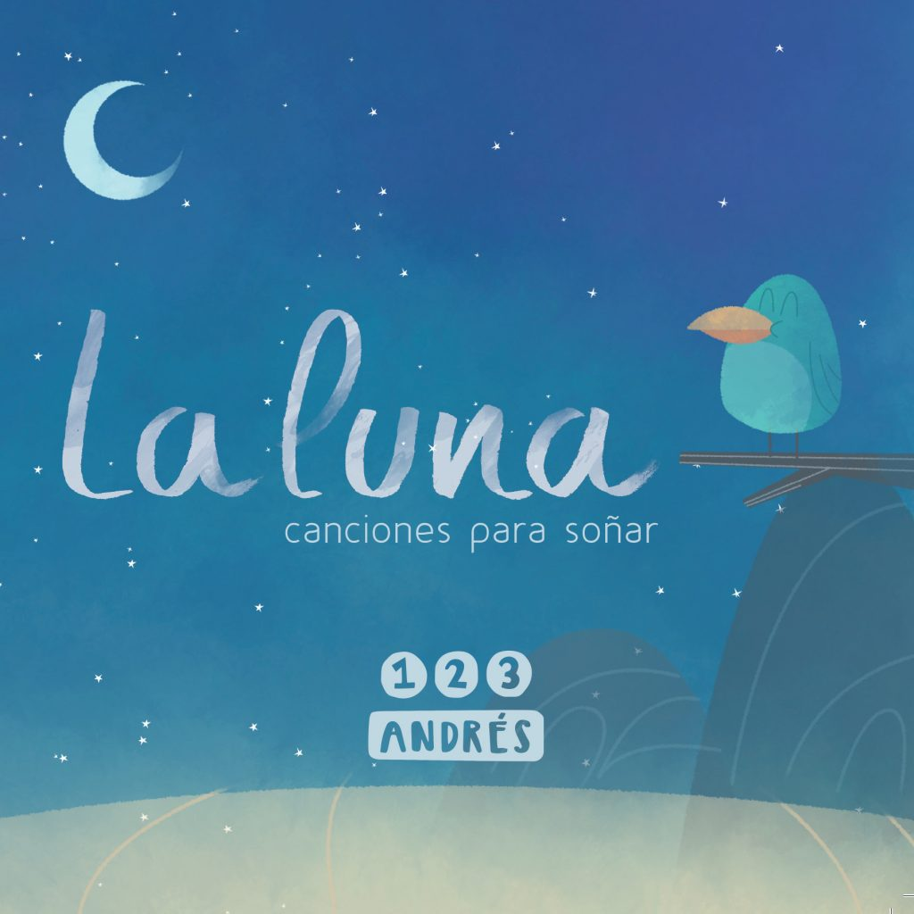 Multicultural family albums you'll love as much as your kids do: La Luna by 1 2 3 Andrés