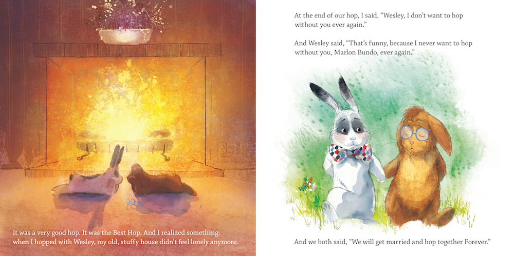 A Day in the Life of Marlon Bundo: A book about tolerance, friendship, and love = love | by the team from Last Week Tonight with John Oliver