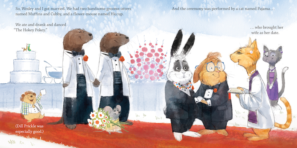 A Day in the Life of Marlon Bundo: A book about tolerance, friendship, and love = love | by the team from Last Week Tonight with John Oliver | Cool Mom PIcks