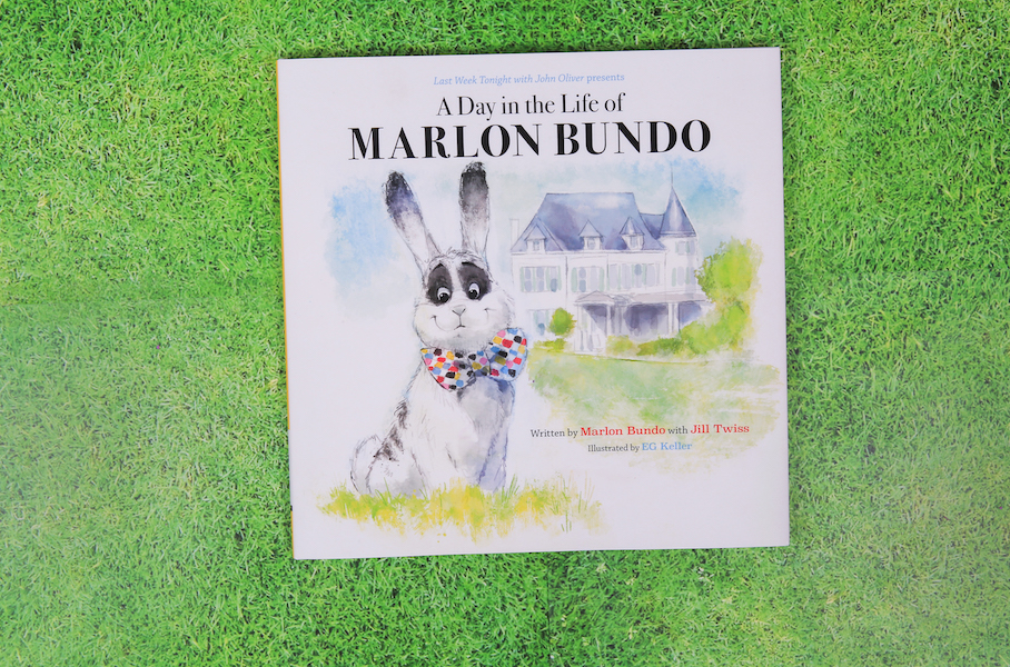 A Day in the Life of Marlon Bundo: Because love is love. Even for bunnies.
