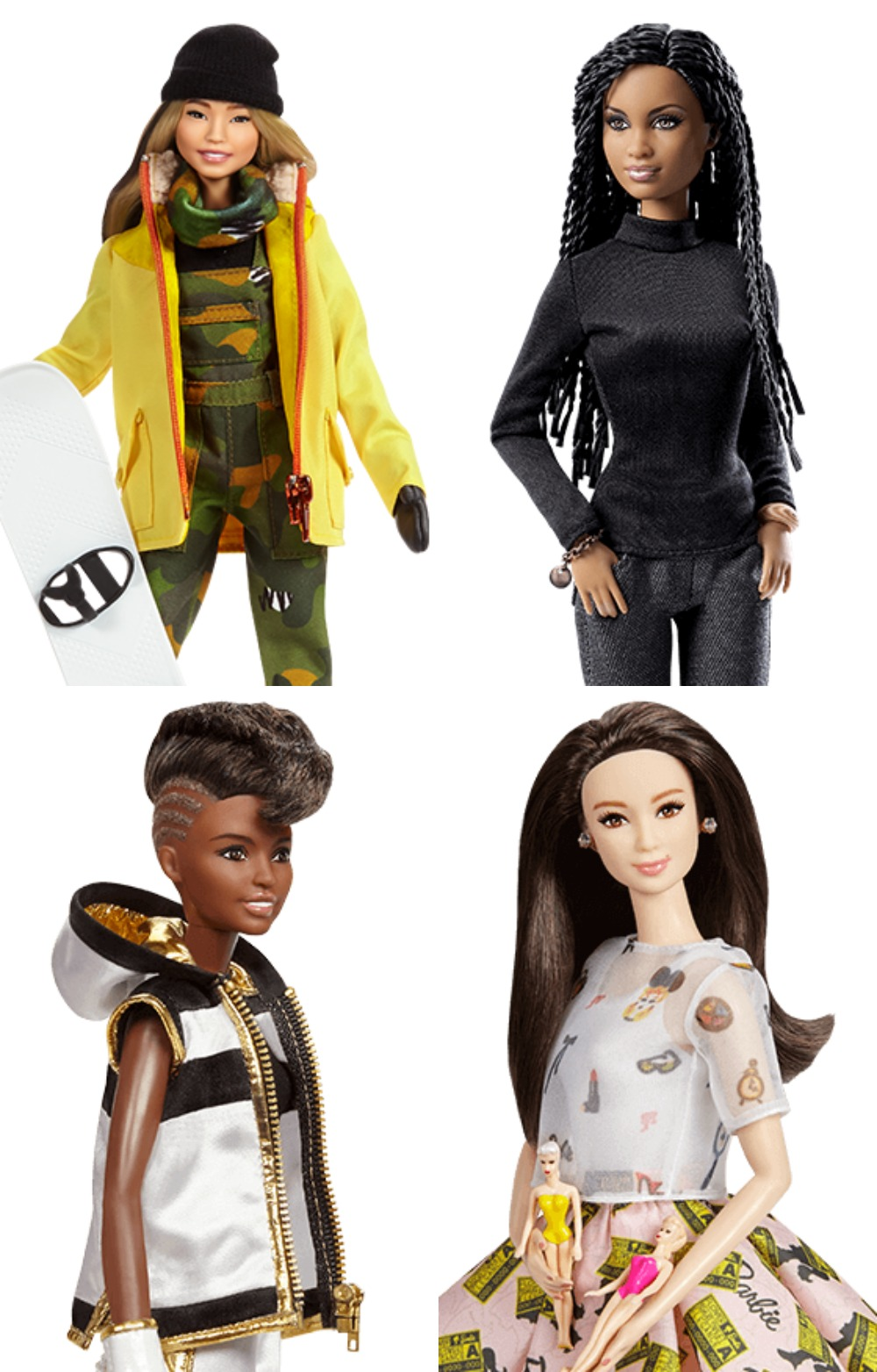 The global Barbie Role Models dolls of 2018 | Cool Mom Picks