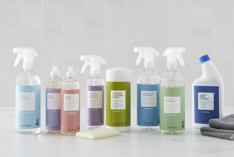 How good are these $3 non-toxic cleaning products? We put them to the test.
