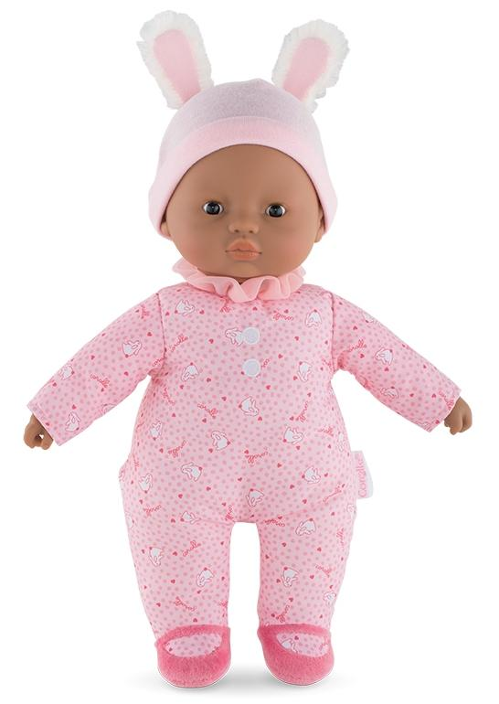First Easter gifts for babies: Easter bunny baby doll   Live and Learn