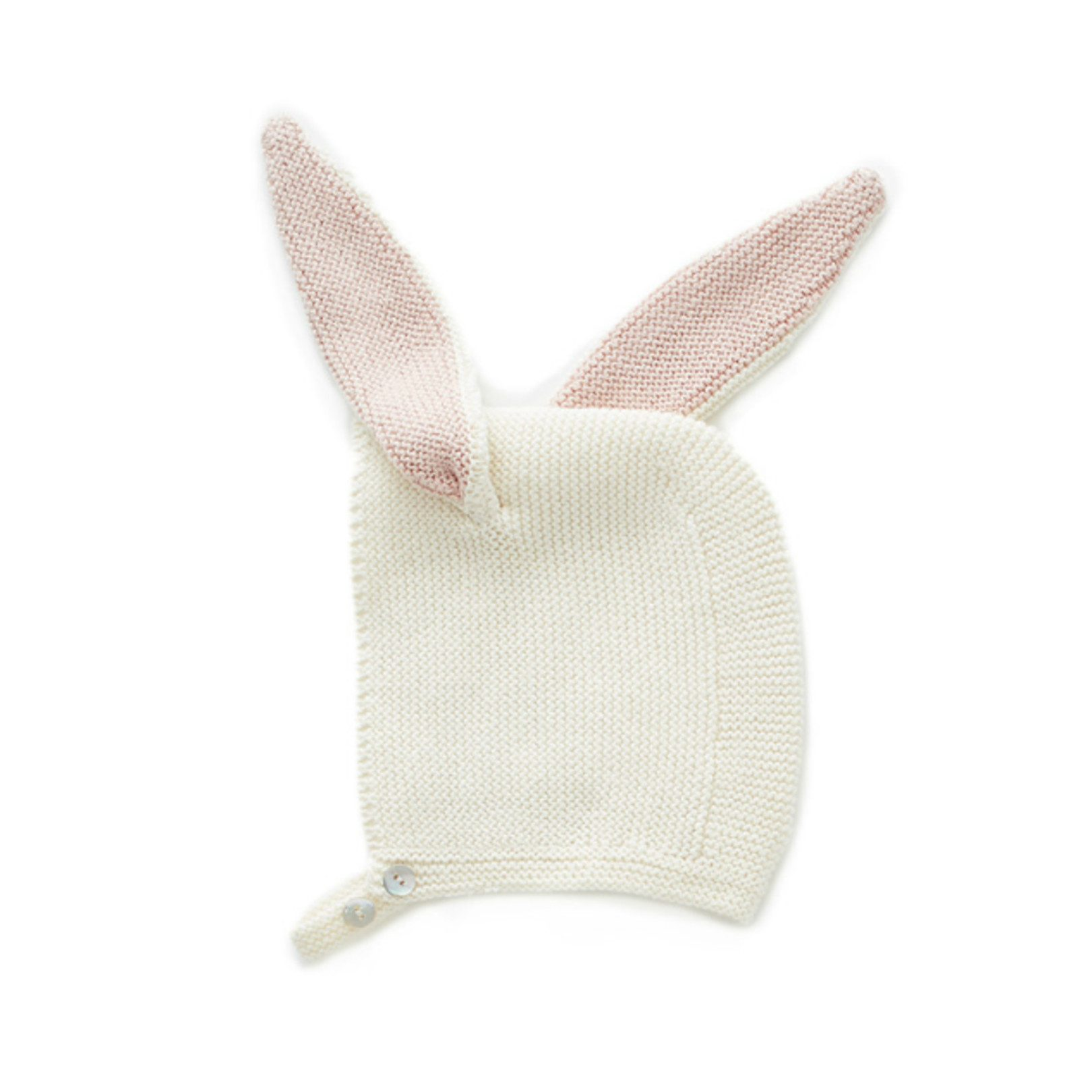 First Easter gifts for babies: Easter bunny knit baby hat   Maisonnette