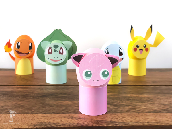 Easter egg printables: Pokemon egg printables by Simple Everyday Mom