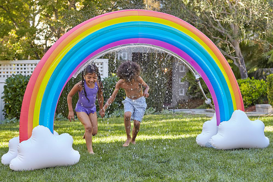 4 ginormous inflatable sprinklers that will make you desperate for summer