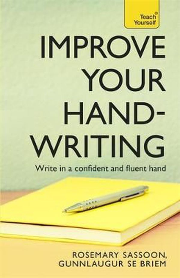 Handwriting help for kids: Improve Your Handwriting book