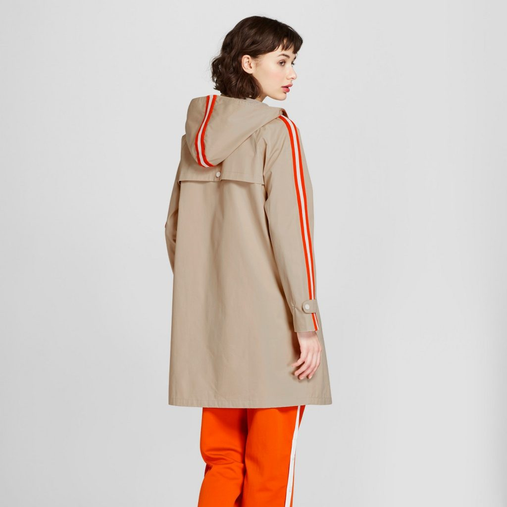 Hunter for Target striped trench. Shop now!