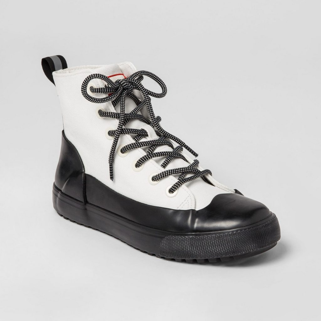 Hunter for Target Unisex dipped canvas high-tops