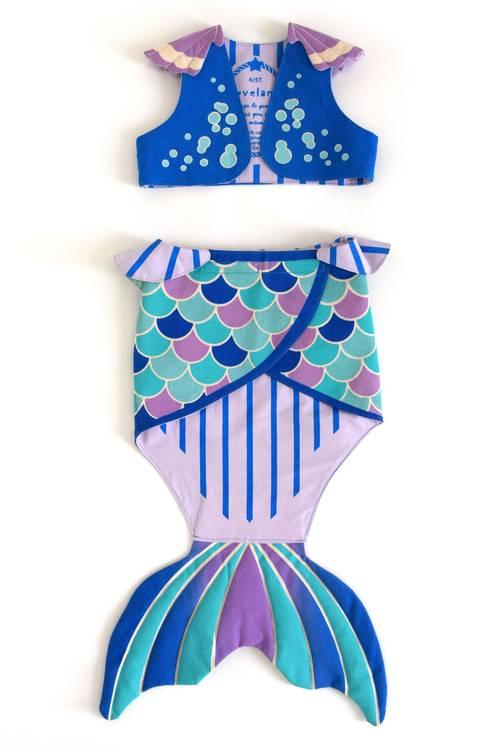 Mermaid gifts: Mermaid costume   Nordstrom