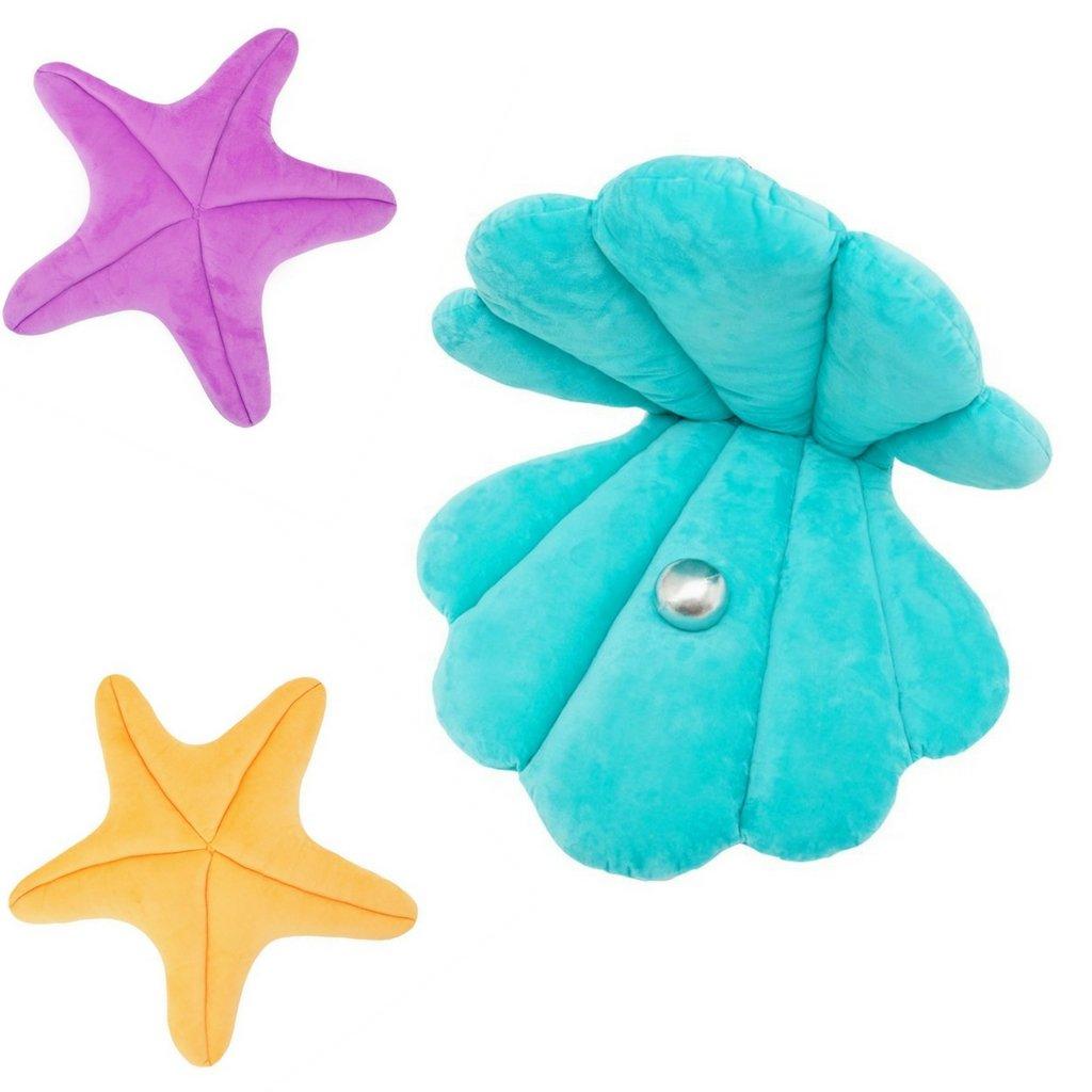 Mermaid gifts: Mermaid floor pillows   Floor Bloom