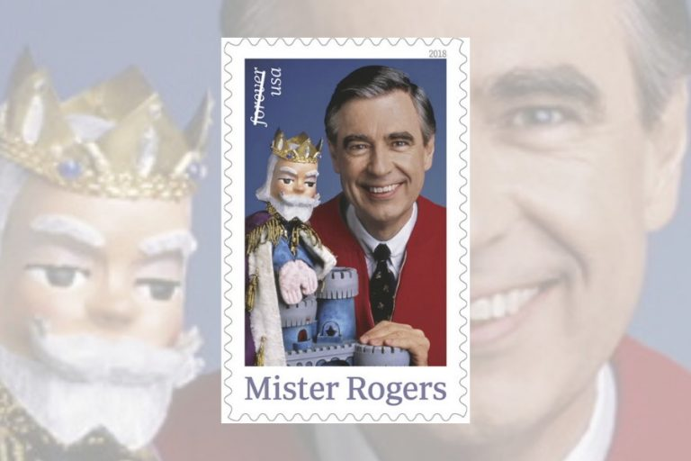 Where to get the new Mister Rogers stamps. Also, yay!