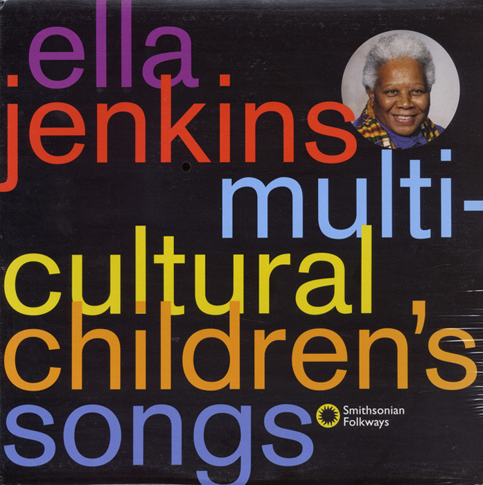 8 diverse family music albums you should know | multi-cultural children's songs by Ella Jenkins
