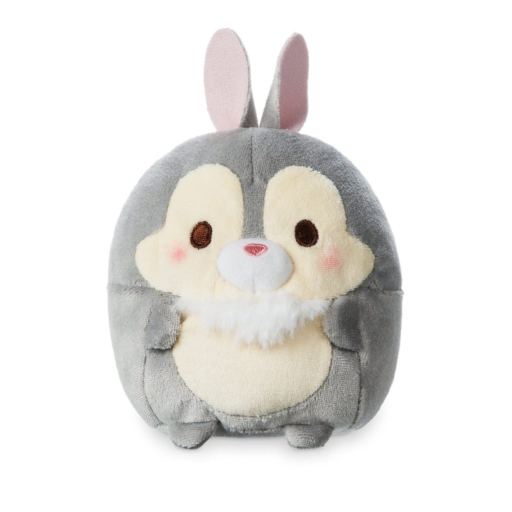 Non-candy Easter basket ideas: Scented Thumper Ufufy plush doll from Disney