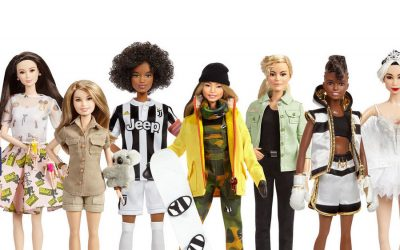 Here are all the real life sheroes you'll find in the Barbie Role Models collection