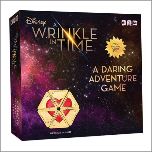 Sneak peak at USAopoly's A Wrinkle In Time board game