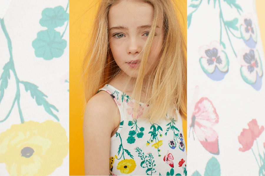 5 versatile spring dresses for girls, with tips for dressing them up for Easter.