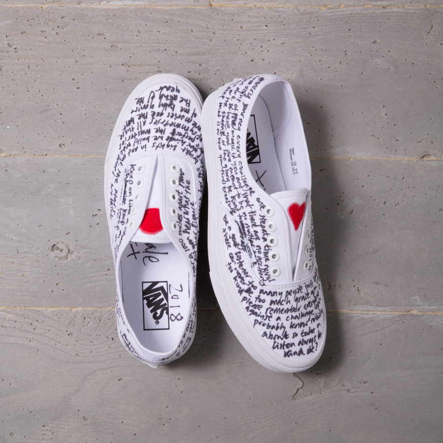 Celeb-designed Vans for Custom Culture offer crafting inspiration galore 724b28bc1