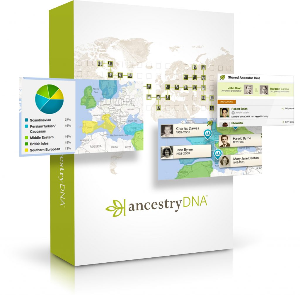 Cool Mother's Day gifts for grandma: A DNA testing service to research your ancestry