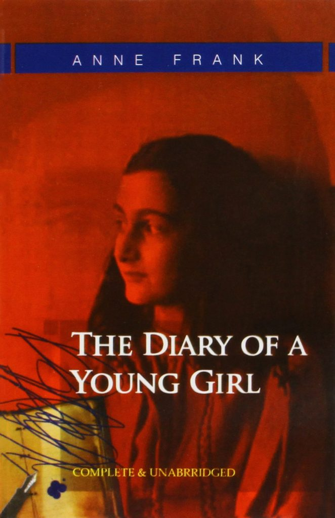 Anne Frank's Diary of a Young Girl: Excellent Holocaust books for kids