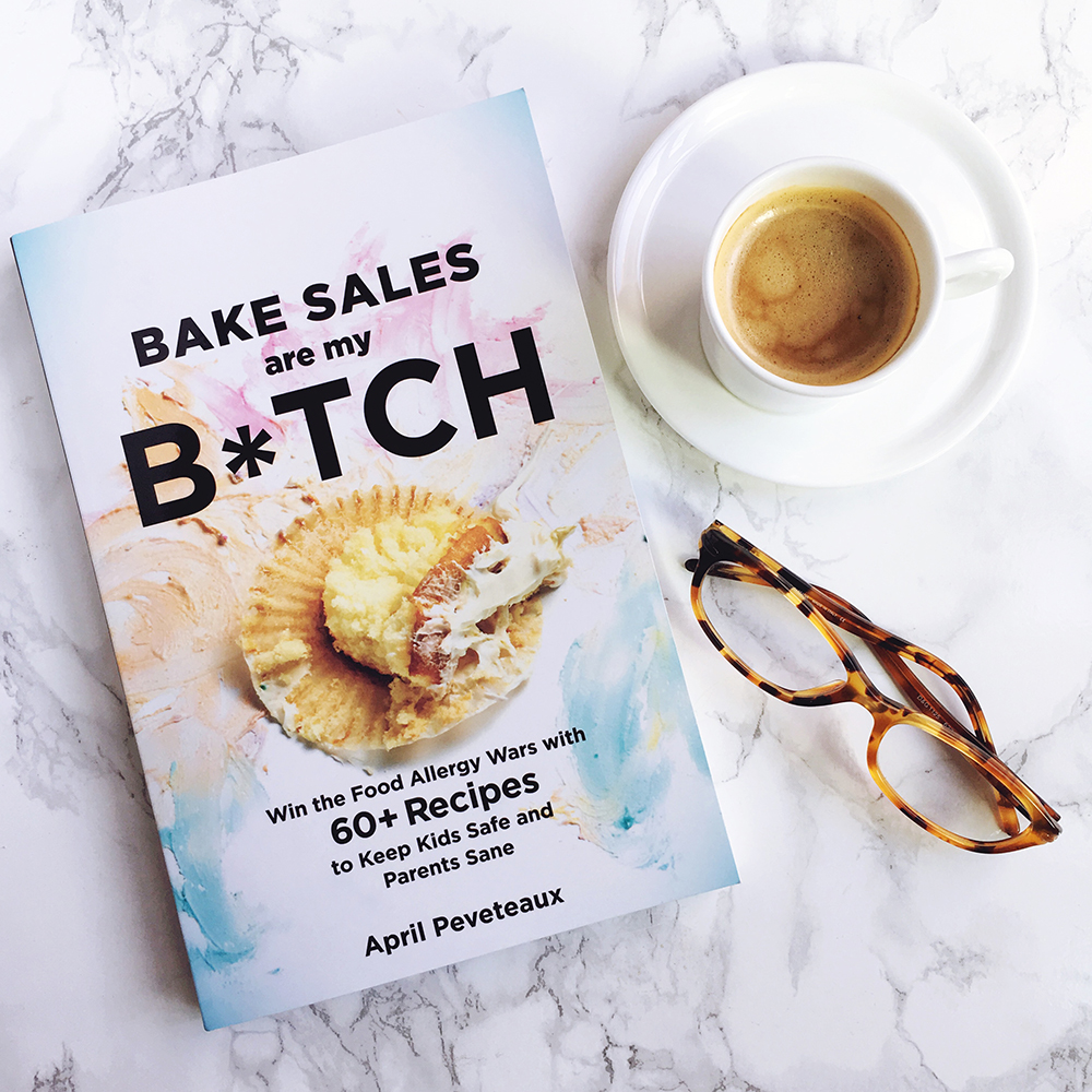 Bake Sales are my B*tch cookbook | Cool, affordable Mother's Day gifts for under $15